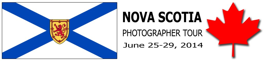 Join pro photographer Dan Splaine for this summer classic. Our photographer Tour from June 25-29, 2014 to Nova Scotia. A complet travel package combined with photography education. Our photo workshop on wheeels ©2014 Daniel J. Splaine- All Rights Reserved
